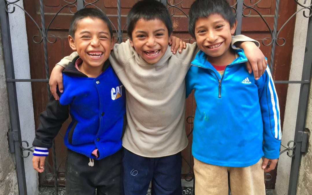 100 Faces of Hope/ 11: Friendship