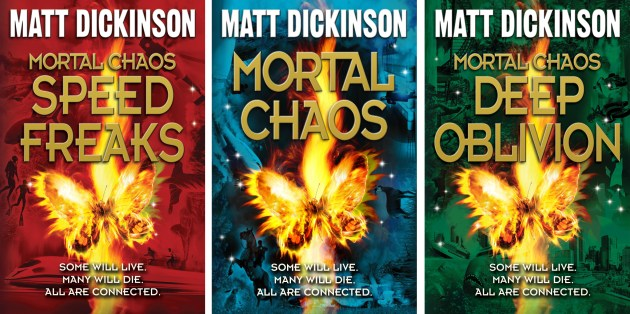 mortal chaos series