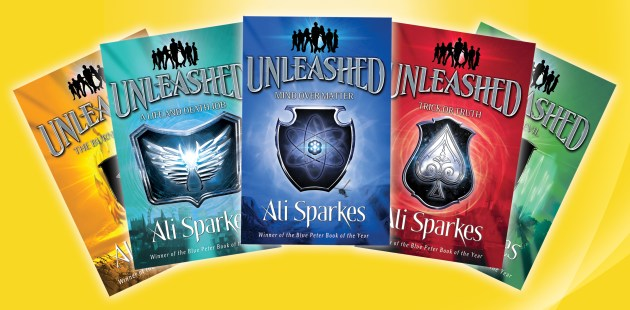 Unleashed_series