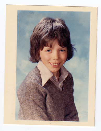 Dave Cousins School Photo