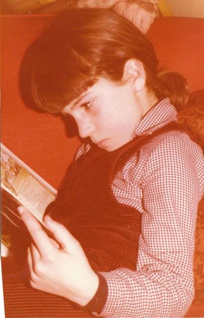 Jo Nadin reading 1