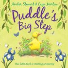 puddle's big step
