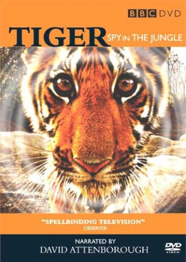 Tiger: Spy in the Jungle DVD cover
