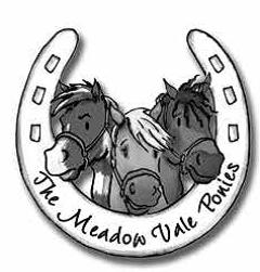 Meadow Vale Ponies logo