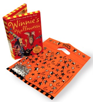 winnie's halloween gift pack