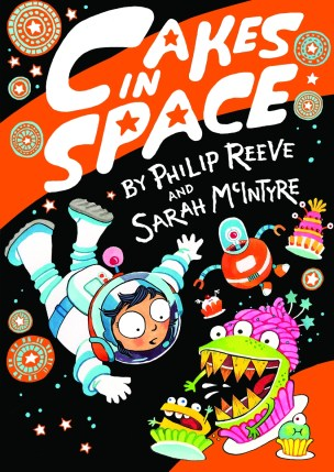 Cakes in Space: the intergalactic new Reeve and McIntyre production!
