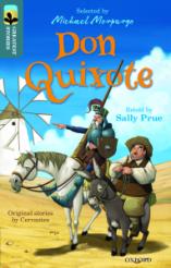 Don Quixote retold by Sally Prue