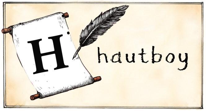 H - hautboy