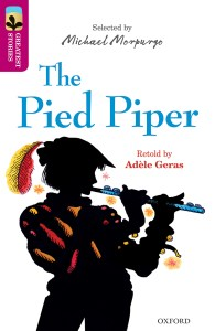 The Pied Piper Adèle Geras, Ian Beck
