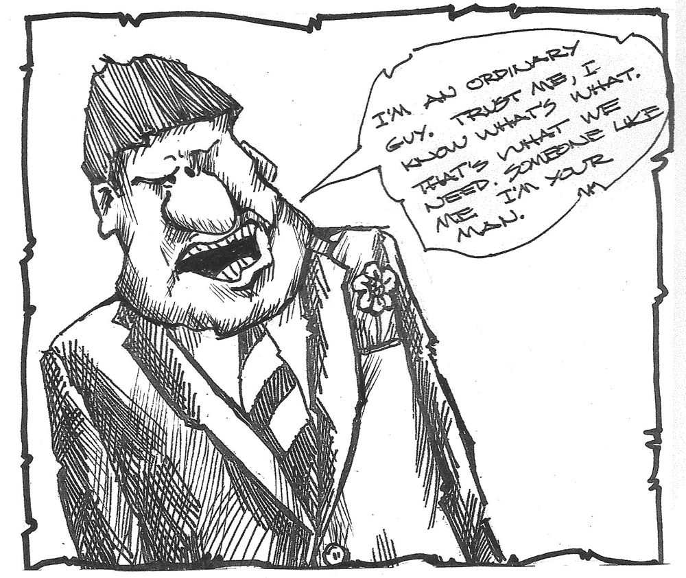 """""""Those experts!"""": cartoon, class discussion activity"""