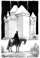 gawain and the green knight illustration