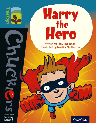 harry the hero cover