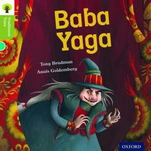 Baba Yaga cover