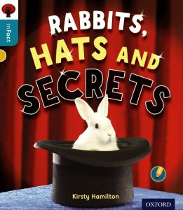 Rabbits, Hats and Secrets cover