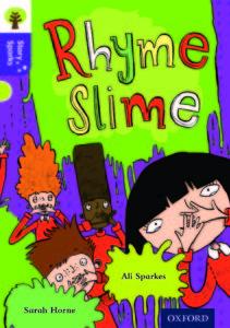 Rhyme Slime Cover