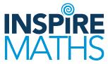 Inspire Maths Logo