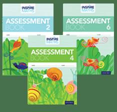 Inspire Assessment Books