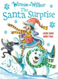 Winnie and Wilbur The Santa Surprise