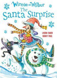 Winnie and Wilbur The Santa Surprise
