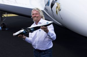 Photo of Sir Richard Branson