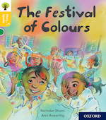 The Festival of Colours