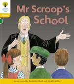 Mr Scroop's School