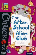 The After-School Alien Club