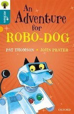 An Adventure for Robot-Dog