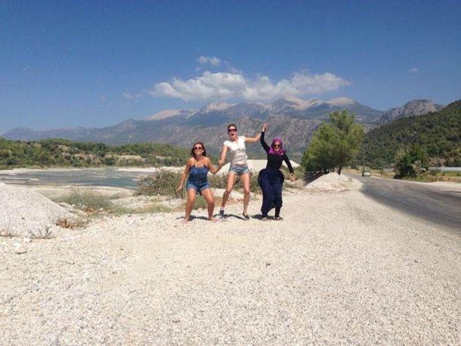 Year out antics - Why Learn a Language blog - Leyla Vladar