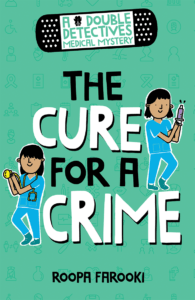 Cure for a Crime jacket image