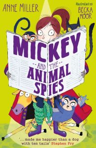 Mickey and the Animal Spies Jacket Image
