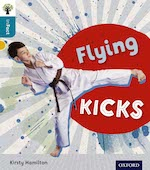Flying Kicks