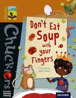 Don't Eat Soup with your Fingers