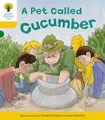 A Pet Called Cucumber