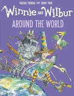 Cover for Winnie and Wilbur Around the World