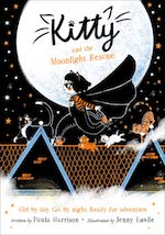 Kitty and the Moonlight Rescue cover