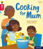 Word Sparks Cooking for Mum cover