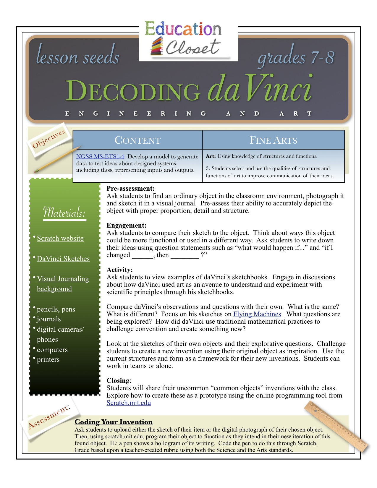 decoding davinci