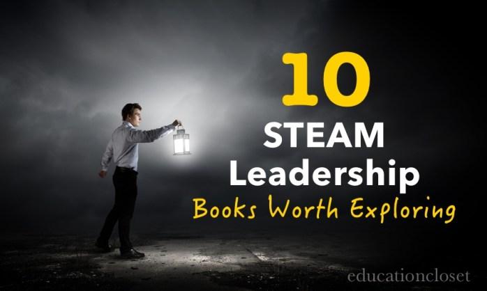 steam leadership books
