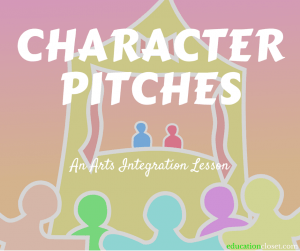 character pitches