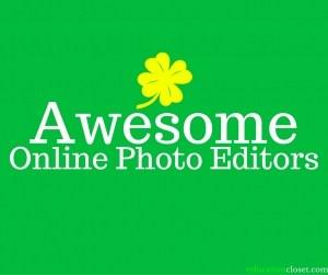 online photo editors