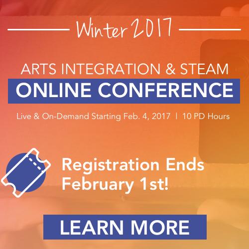 arts integration conference