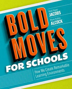 Bold Moves for Education Design International | Innovative School Design and School Architects |  Education Design International
