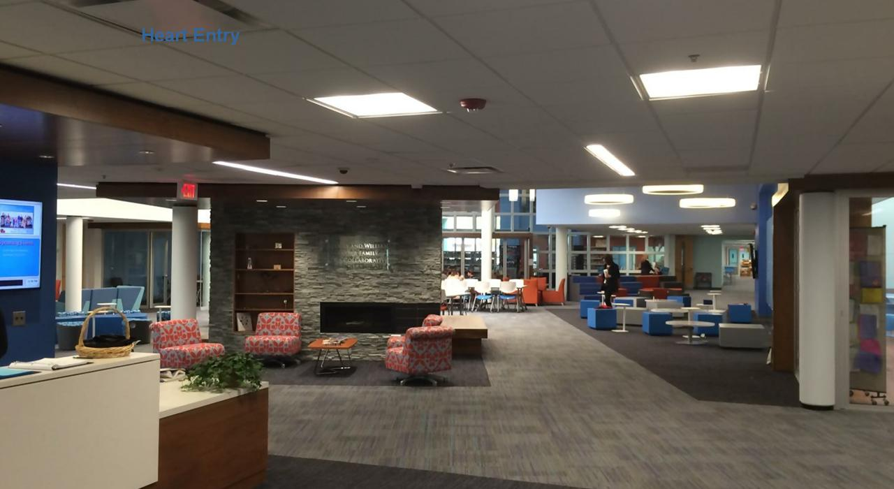Master Planning, Architectural Design and Interior Design for Hillel Day School of Metro Detroit by Fielding Nair International
