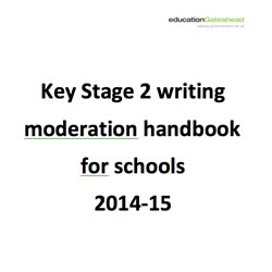 KS2 Writing Moderation Handbook