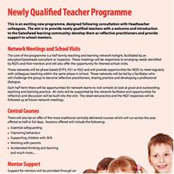 NQT Programme 2015-16