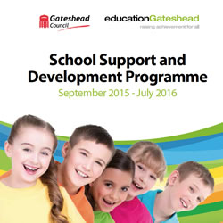 NEW – School Support and Development Programme 2015-2016