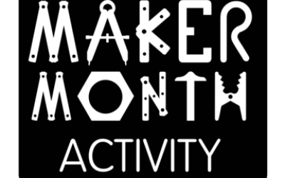 Maker Month – Free Activities @Gateshead Library