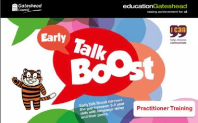 Early Talk Boost