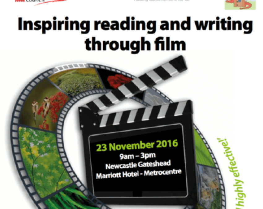 Inspiring Reading and Writing through Film – Training Day